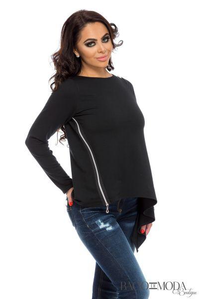 Bluza By Bacio Di Moda Luxe  COD: 1498 Bluza Bacio Di Moda  - COD 0267