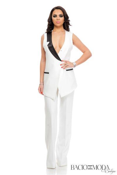 Compleu Bacio Di Moda New Collection COD: 530058 REDUCERE: Costum Bacio Di Moda Waistcoat  - COD 0241
