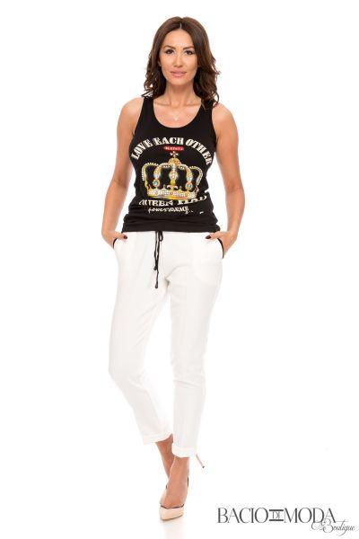 Pantaloni Bacio Di Moda New Collection COD: 530108 Pantaloni Bacio Di Moda Clasic  - COD 0493