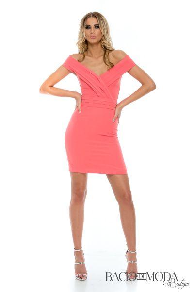 Rochie Bacio Di Moda Corail  - COD 0554