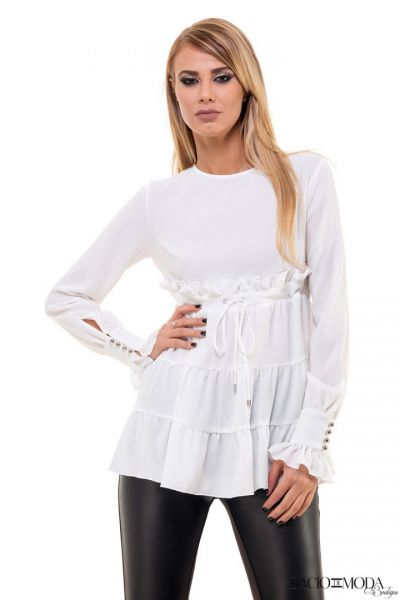 Bluza Bacio Di Moda New Collection COD: 529740 Bluza By Bacio di Moda  COD: 1170