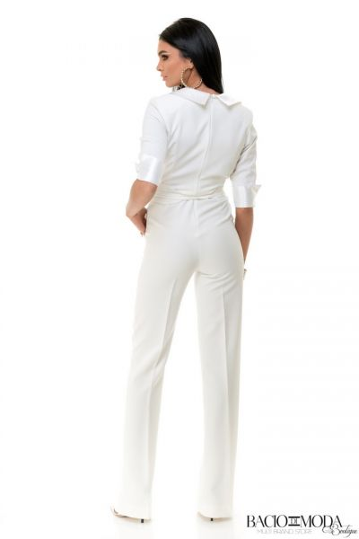 Salopeta By Bacio Di Moda White  COD: 1530