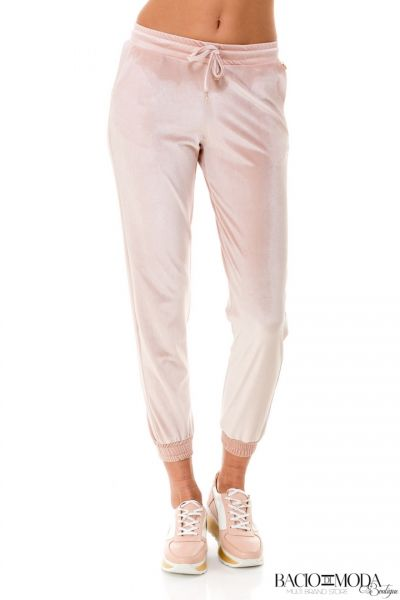 Pantaloni  Bacio Di Moda New Collection Cod: 530188 Pantaloni Bacio Di Moda Rose Velure  COD: 1646