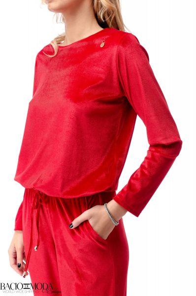 Salopeta Bacio Di Moda Red   COD: 2017