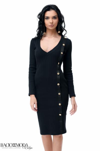 Rochie Bacio Di Moda New Collection Cod:529624 Rochie Bacio Di Moda  COD: 2034
