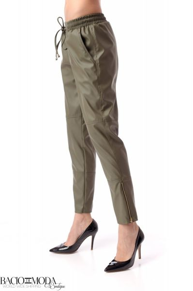 Pantaloni Bacio Di Moda New Collection COD:5468 Pantaloni New By Bacio Di Moda  '18 COD: 2816
