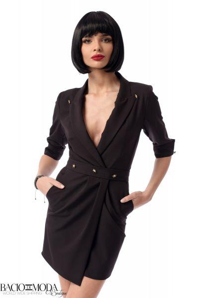 Rochie Bacio Di Moda '19 cod: 4686 Rochie New By Bacio Di Moda  '18 COD: 2821