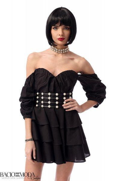 Rochie Bacio Di Moda New Collection Cod:529617 Rochie New By Bacio Di Moda  '18 COD: 2824
