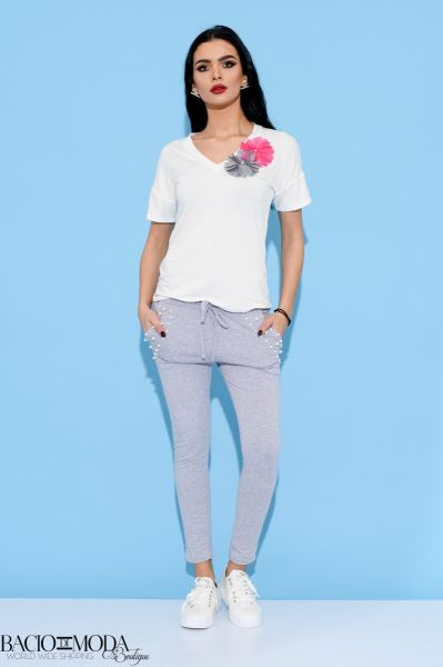 Tricou  By Bacio Di Moda Collection COD: 3087