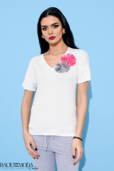 Tricouri Tricou  By Bacio Di Moda Collection COD: 3087