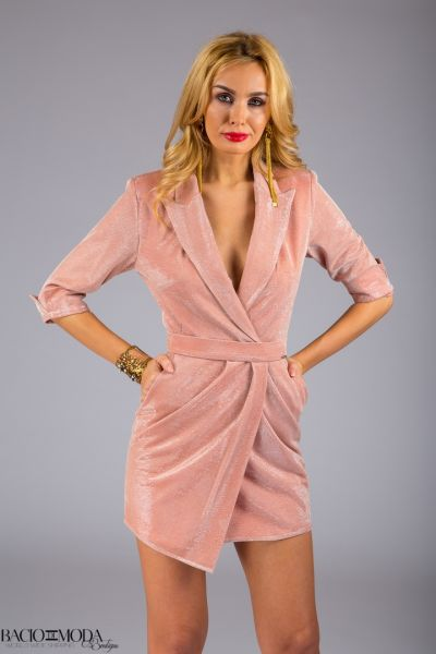 Rochie By Bacio Di Moda Casual  COD: 1639 Rochie Bacio Di Moda New Collection COD: 3760
