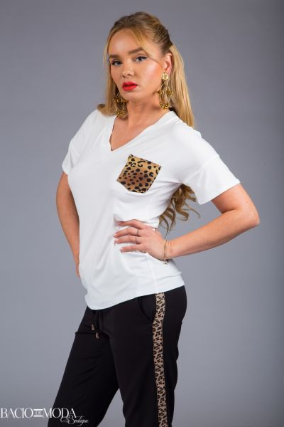 Tricouri Tricou Bacio Di Moda New Collection COD: 3929