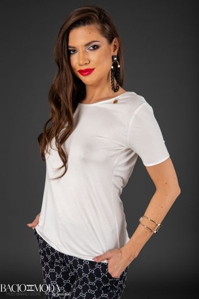 Top Antonio Bonnati New Collection COD: 529838 Tricou Bacio Di Moda  COD: 4818