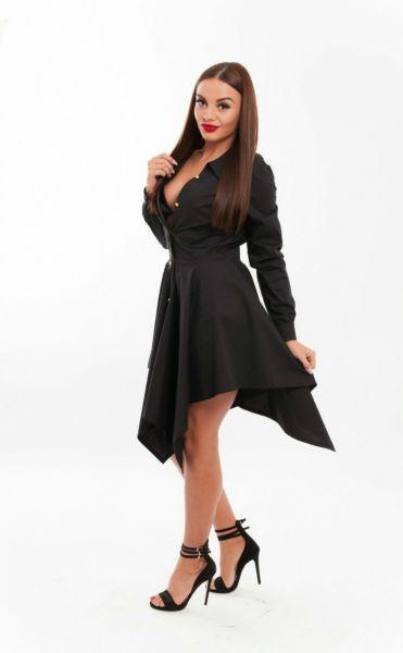 Rochie Bacio Di Moda Babe Black  COD: 1613 Rochie Bacio Di Moda