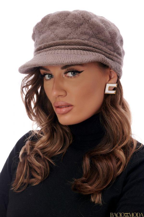 Sapca Bacio Di Moda New Collection Cod:529561