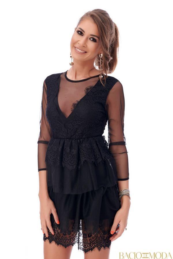 Rochie Bacio Di Moda New Collection Cod:529625 Rochie Isabella Muro New Collection Cod:529635