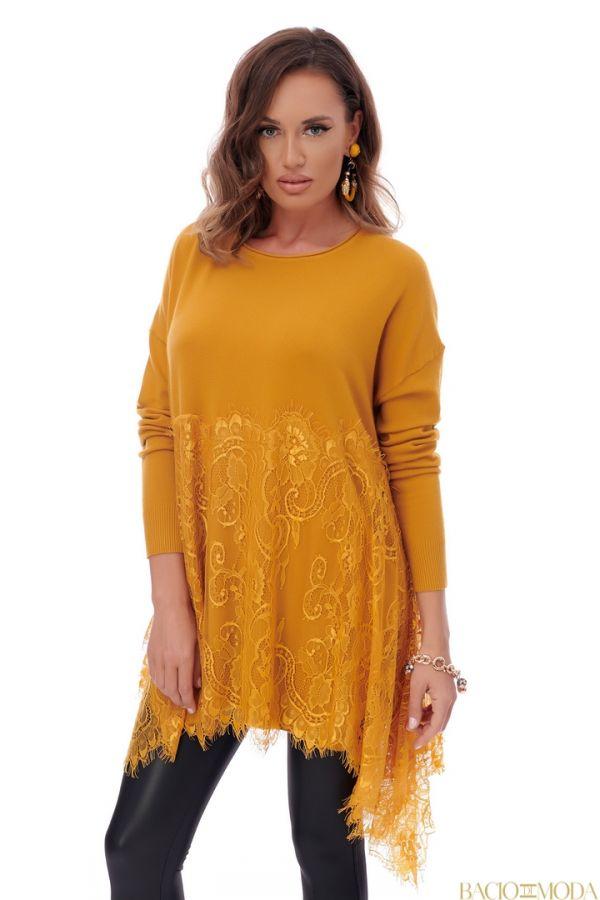 Camasa New By Bacio Di Moda  '18 COD: 2825 Pulover Isabella Muro New Collection Cod:529716