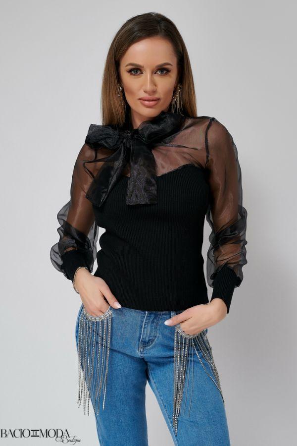 Tricou Isabella Muro New Collection COD: 529833 Bluza Lumina New Collection COD: 529778