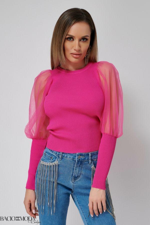 Tricou Isabella Muro New Collection COD: 529833 Bluza Lumina New Collection COD: 529779