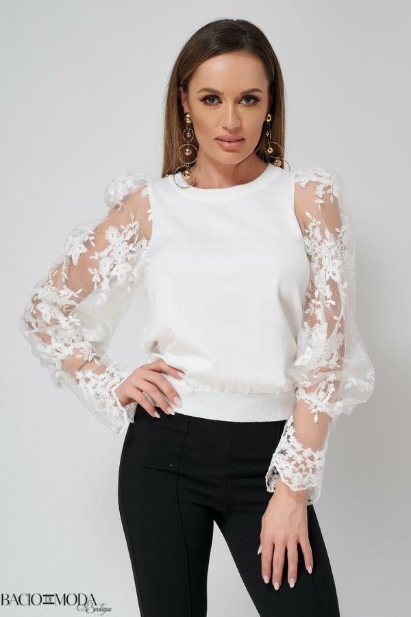 Top New By Bacio Di Moda  '18 COD: 2812 Bluza Isabella Muro New Collection COD: 529786