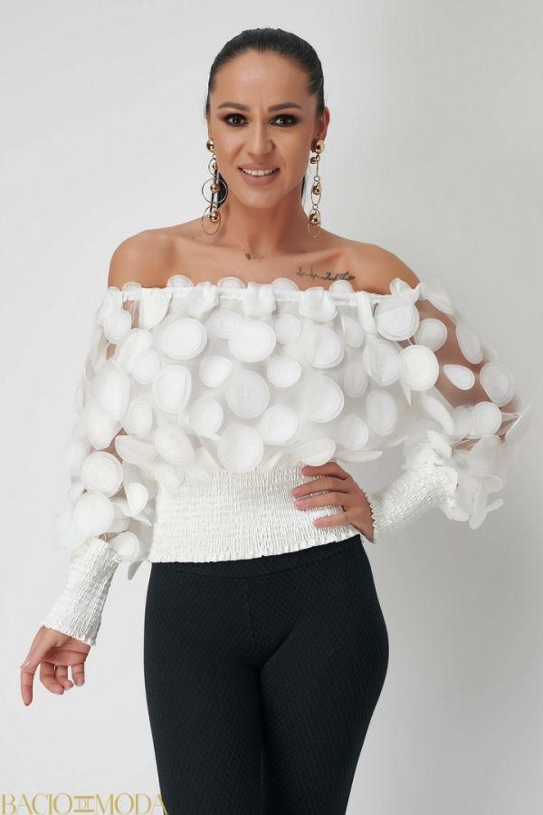 Top New By Bacio Di Moda '18 COD: 2813 Bluza Isabella Muro New Collection COD: 529896