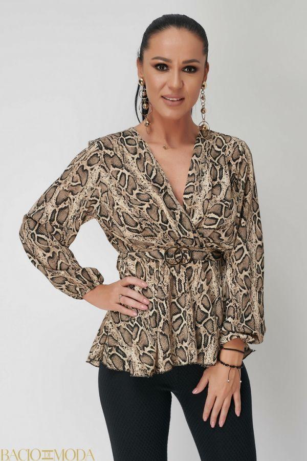 Tricou Isabella Muro New Collection COD: 529913 Bluza Antonio Bonnati New Collection COD: 529911