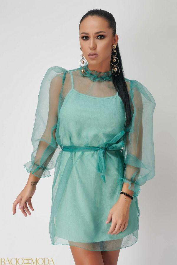 Rochie Elisabetta Franchi Spring- Summer COD: 4986 Rochie Isabella Muro New Collection COD: 529914
