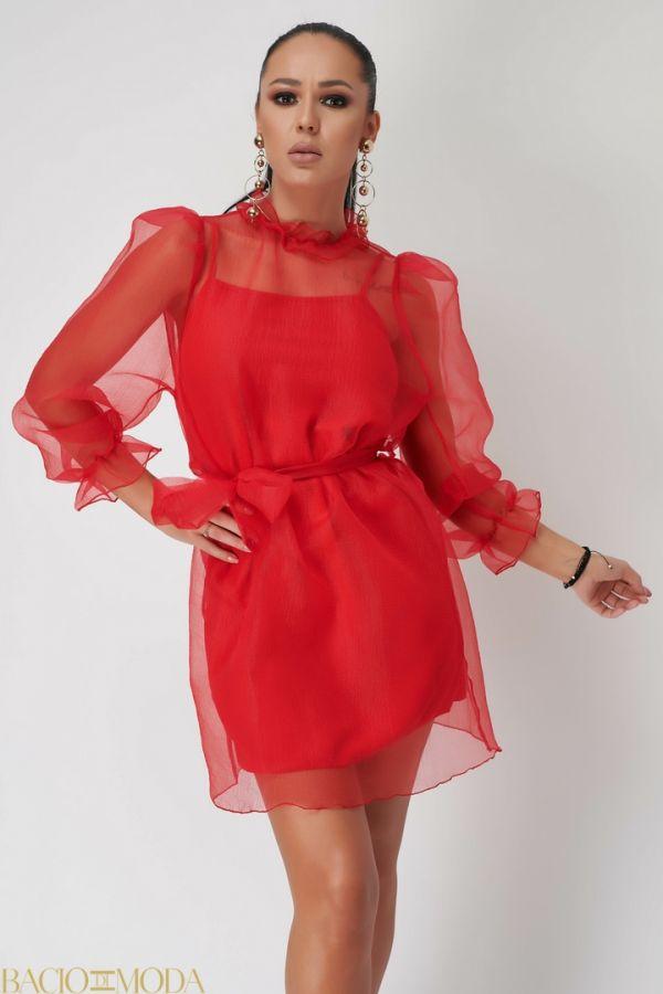 Rochie Elisabetta Franchi Spring- Summer COD: 4990 Rochie Isabella Muro New Collection COD: 529916