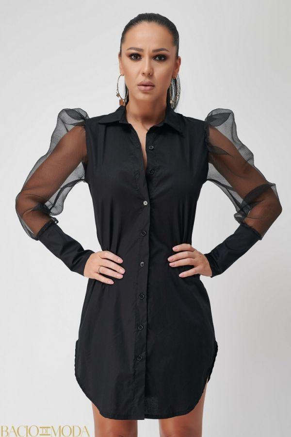 Rochie Bacio Di Moda New Collection Cod:529624 Rochie Isabella Muro New Collection COD: 529918