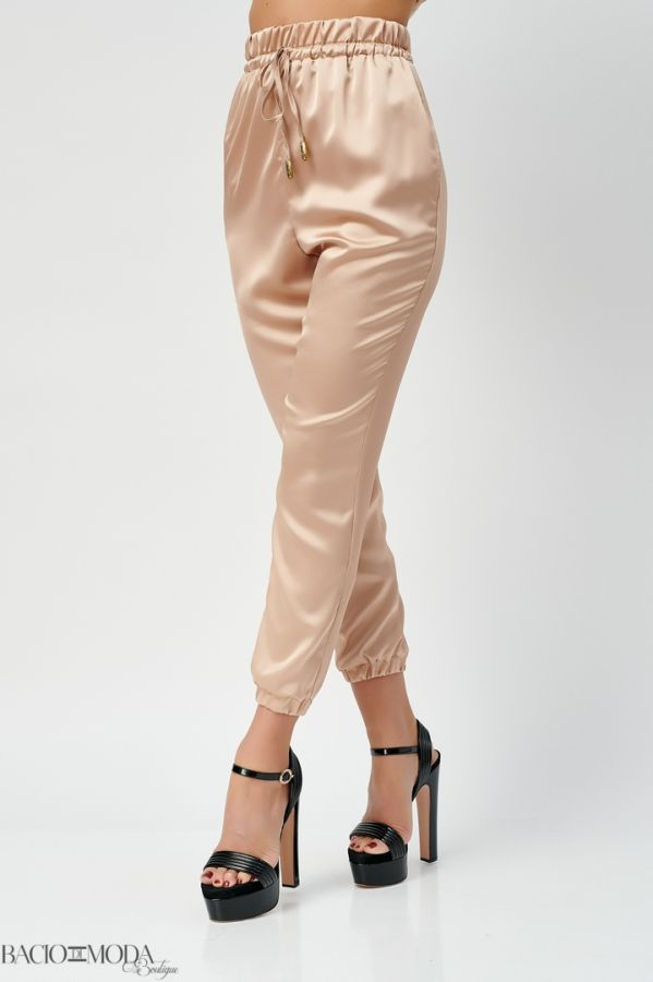 Pantaloni Bacio Di Moda Rose Velure  COD: 1646 Pantaloni  Bacio Di Moda  Fitness Collection COD: 530045