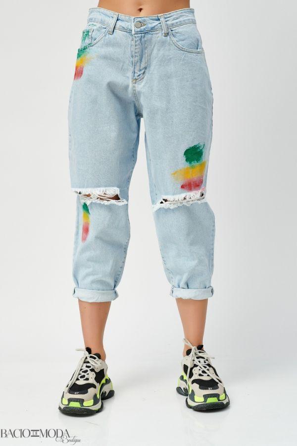 Pantaloni Bacio Di Moda Short Rose  COD: 1647 Jeans Antonio Bonnati New Collection COD: 530070