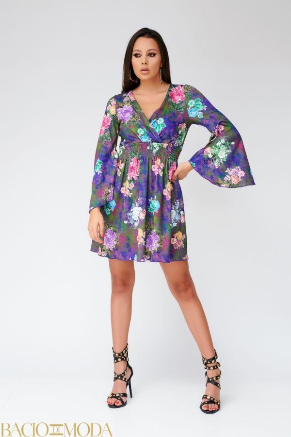Rochie  Bacio Di Moda New Collection Cod: 530177