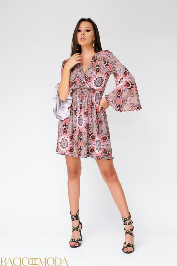 Rochie  Bacio Di Moda New Collection Cod: 530178
