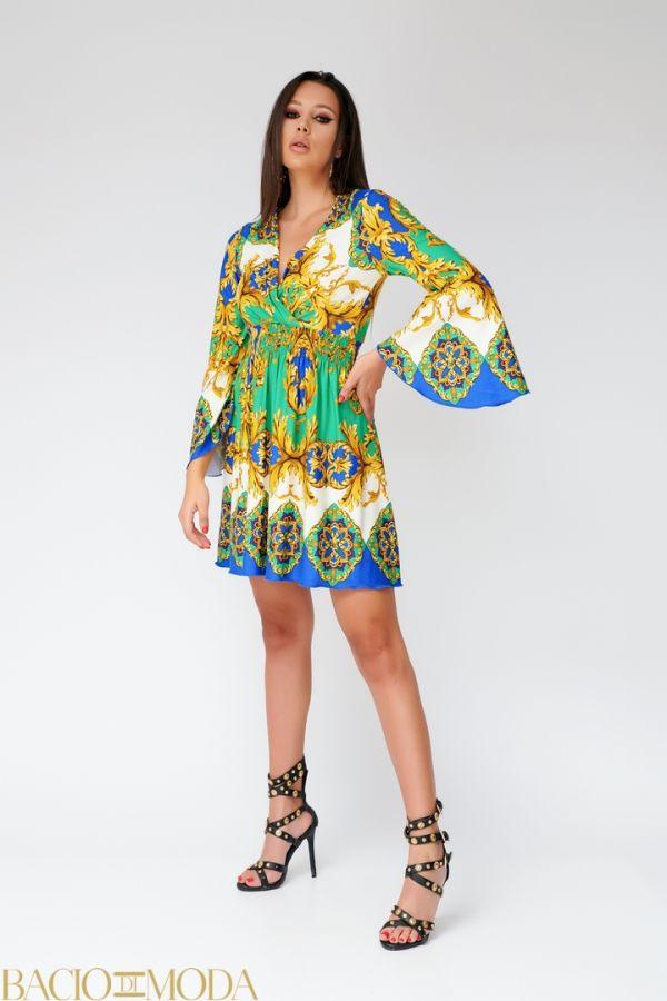 Rochie  Bacio Di Moda New Collection Cod: 530179