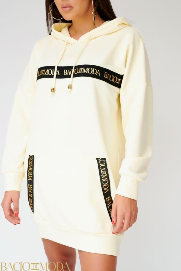 Hanorac  Bacio Di Moda New Collection Cod: 530190