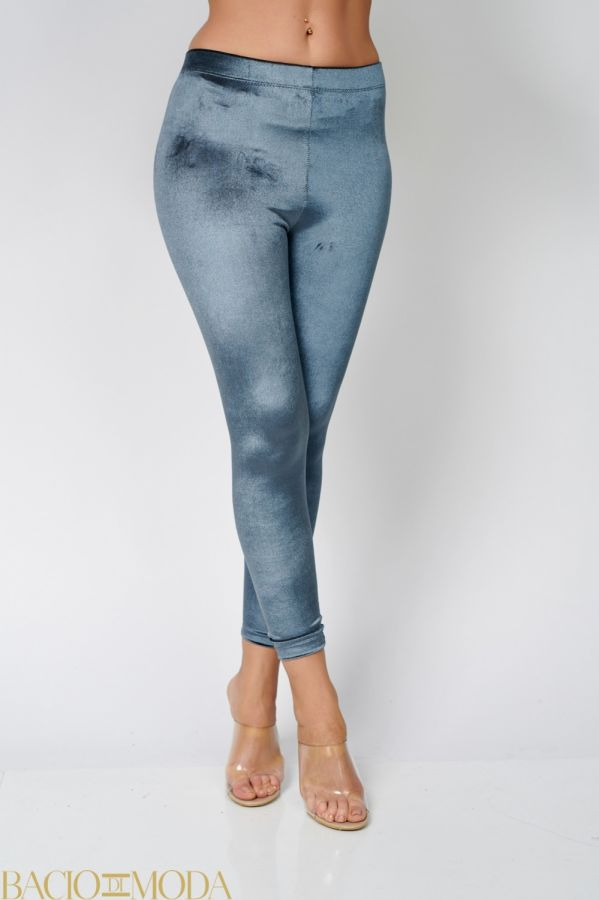 Pantaloni Bacio Di Moda Black Velure   COD: 1805 Colanti Isabella Muro By Bacio Di Moda Collection Cod: 530421
