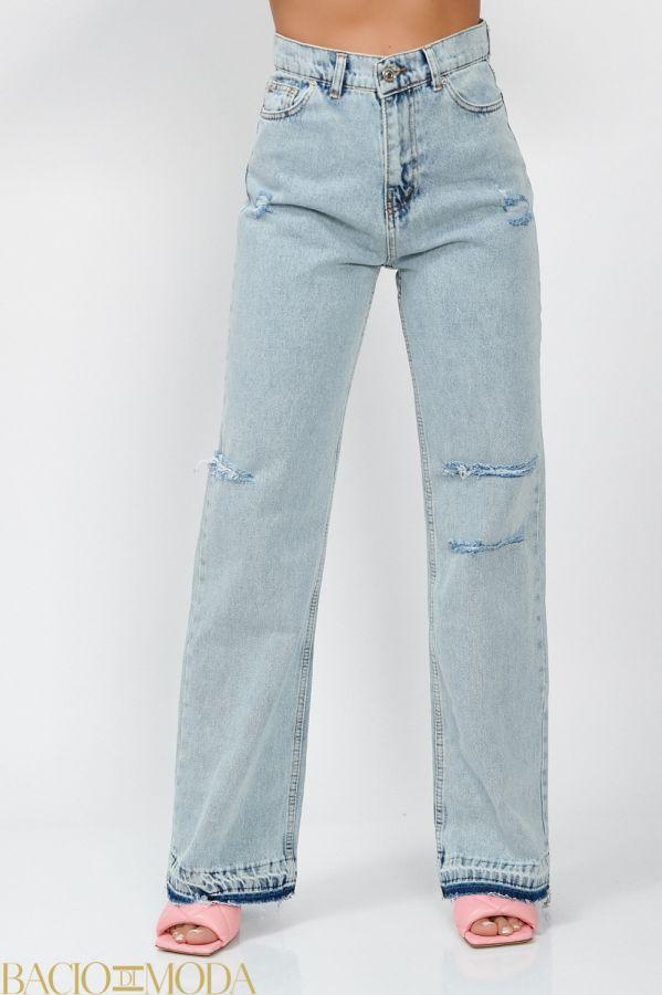 Jeans Elisabetta Franchi Collection SS '18 COD: 2711 Blugi Isabella Muro Cod: 540179
