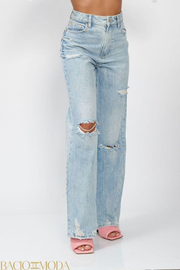 Jeans Elisabetta Franchi Collection SS '18 COD: 2711 Blugi Isabella Muro Cod: 540181