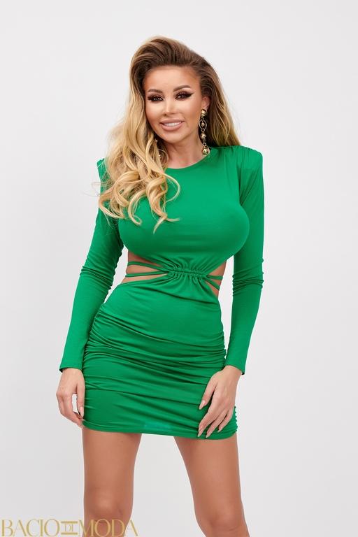 Rochie Bacio di Moda Iuly  - COD 0072 Rochie Bacio Di Moda Cod: 540290
