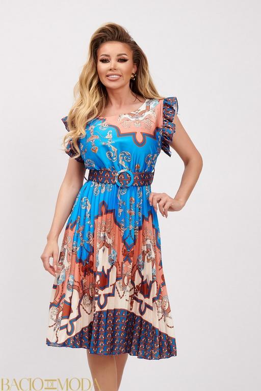 Rochie Bacio Di Moda Purple COD-0529 Rochie Antonio Bonnati Cod: 540294