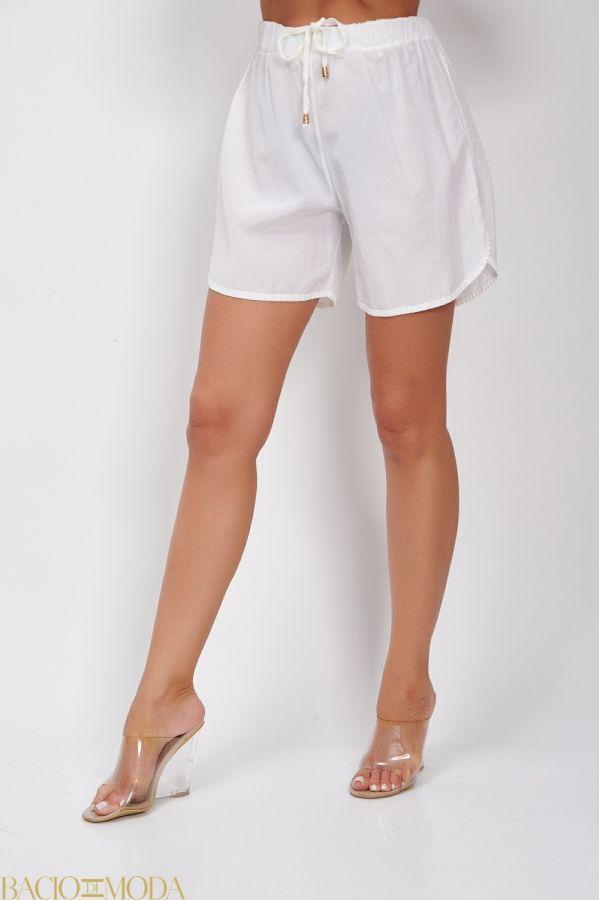 Colanti By Bacio Di Moda Black  COD: 1110 Pantaloni Scurti Albi Imperial Cod: 540296