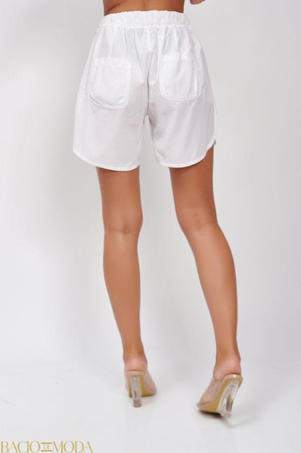 Pantaloni Scurti Albi Imperial Cod: 540296