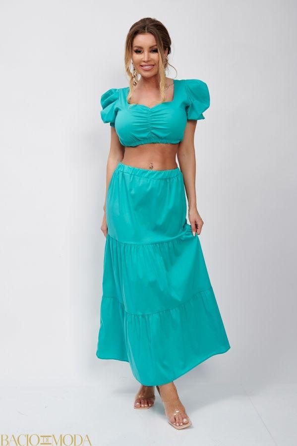 Rochie Bacio Di Moda Glam  - COD 0558 Compleu cu Fusta Antonio Bonnati Cod: 540311