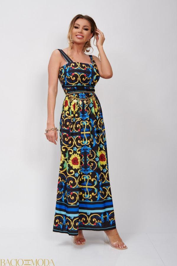 Rochie Bacio Di Moda New Collection COD: 530101 Rochie Lunga Antonio Bonnati Cod: 540334