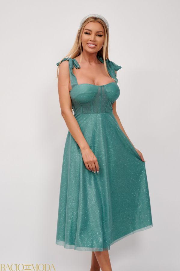 Rochie Bacio Di Moda New Collection Cod:529621 Rochie Eleganta Lunga Antonio Bonnati Cod: 540409