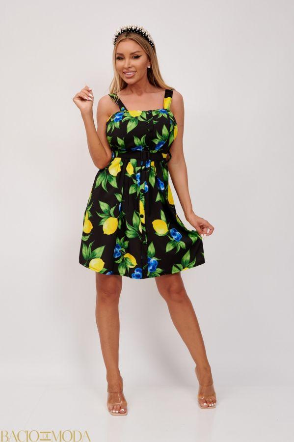 Rochie Multicolora Isabella Muro Cod: 540448