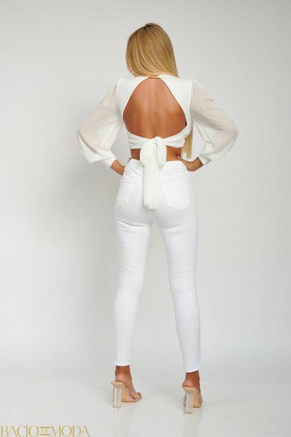 Bluza Asimetrica  Isabella Muro Cod: 540518