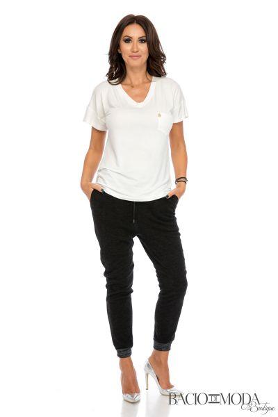 Pantaloni By Bacio Di Moda Black Classic  COD: 1497 Pantaloni Bacio Di Moda Sport  - COD 0103